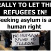Stop Abbott, not the boats – Rally to Let the Refugees In! 1pm Sat Sept 21 State Library
