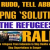 1pm Sat Aug 24 Mass Citywide Rally, State Library – Tell Rudd, Tell Abbott – NO PNG 'Solution' – Let the Refugees In!