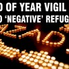 END OF YEAR VIGIL FOR ASIO 'NEGATIVE' REFUGEES