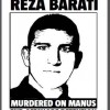 Media Release: Witnesseses to murder of Reza Barati must be protected‏