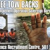 STOP THE REFUGEE TOW BACKS – LET THEM LAND Protest Friday 21st February 12:30pm