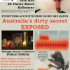 Public Meeting – Australia's Dirty Secret Exposed