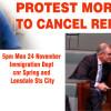 PROTEST Morrison
