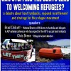Public Debate: Can Stopping the Boats lead to Welcoming Refugees?