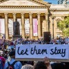 12pm Sat 2 Sept | Rally to say Let them stay- Make them welcome- Bring them here