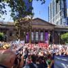 Palm Sunday Rally Photos