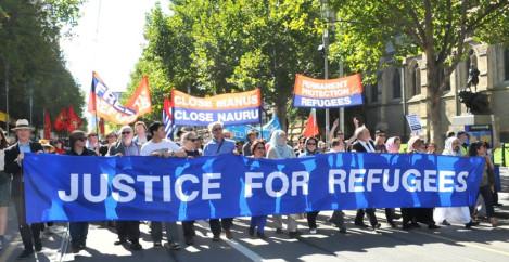 1pm 18 June | Rally: Close Manus, Close Nauru, Bring Them Here! – No Votes In Abuse