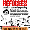 Rock 4 Refugees! Human Rights Day Fundraising Gig