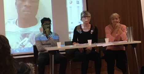 Video of RAC forum – Nurse & Refugees Speak Out: The Case to Close the Camps & Bring Them Here