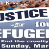 2pm 25 March | Palm Sunday Walk for Justice for Refugees