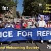 April 14 | Walk for Justice for Refugees – Palm Sunday 2019