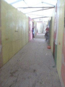 place for children in detention on Nauru
