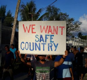 We want Safe Country
