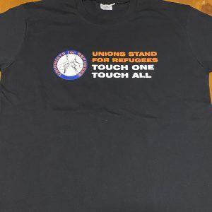 Union for Refugee Tshirt